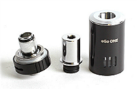 ATOMIZER - JOYETECH eGo ONE 2.5ml TC Capable Sub Ohm Atomizer ( Silver ) image 4