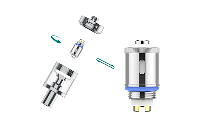ATOMIZER - Puff GS-Tank Atomizer (With TC Heads) image 5