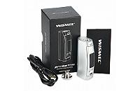 KIT - Wismec PRESA 75W TC Box Mod ( Silver ) image 1