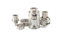 ATOMIZER - OBS Ace Ceramic Coil Sub Ohm Tank Atomizer ( Stainless ) image 5
