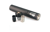 KIT - Joyetech eGo AIO D19 Full Kit ( Black & Grey ) image 5