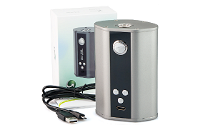 KIT - Eleaf iStick 200W TC Box Mod ( Grey ) image 1