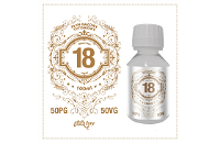 D.I.Y. - 100ml PINK FURY Tobacco Base (50% PG, 50% VG, 18mg/ml Nicotine) image 1