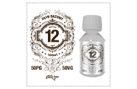 D.I.Y. - 100ml PINK FURY Neutral Base (50% PG, 50% VG, 12mg/ml Nicotine) image 1