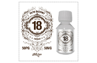 D.I.Y. - 100ml PINK FURY Neutral Base (50% PG, 50% VG, 18mg/ml Nicotine) image 1