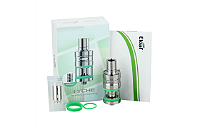 ATOMIZER - Eleaf Lyche Cupped Atomizer with RBA Head ( Stainless ) image 1
