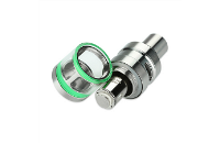 ATOMIZER - Eleaf Lyche Cupped Atomizer with RBA Head ( Stainless ) image 3