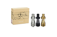 ATOMIZER - VISION / VAPROS KinTa Ceramic Coil Atomizer with RBA Kit ( Black ) image 1