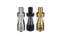 ATOMIZER - VISION / VAPROS KinTa Ceramic Coil Atomizer with RBA Kit ( Black ) image 2