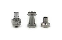 ATOMIZER - VISION / VAPROS KinTa Ceramic Coil Atomizer with RBA Kit ( Stainless ) image 8