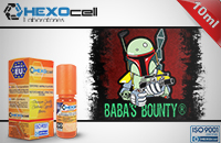 D.I.Y. - 10ml BABA'S BOUNTY eLiquid Flavor by HEXOcell image 1