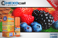 D.I.Y. - 10ml FOREST FRUITS eLiquid Flavor by HEXOcell image 1