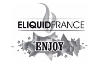 20ml ENJOY 18mg eLiquid (With Nicotine, Strong) - eLiquid by Eliquid France image 1
