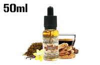 50ml RELAX 18mg eLiquid (With Nicotine, Strong) - eLiquid by Eliquid France image 1