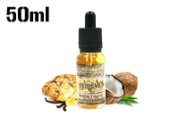 50ml SUPREME 18mg eLiquid (With Nicotine, Strong) - eLiquid by Eliquid France image 1
