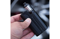 KIT - Wismec REULEAUX RX75 75W TC Mod ( Black ) image 2