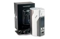 KIT - Wismec REULEAUX RX200S 200W TC Mod ( Grey & Silver ) image 1