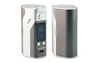 KIT - Wismec REULEAUX RX200S 200W TC Mod ( Grey & Silver ) image 2