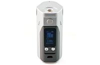 KIT - Wismec REULEAUX RX200S 200W TC Mod ( Grey & Silver ) image 3