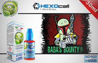 30ml BABA'S BOUNTY 6mg eLiquid (With Nicotine, Low) - Natura eLiquid by HEXOcell image 1