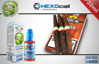 30ml TUSCAN 3mg eLiquid (With Nicotine, Very Low) - Natura eLiquid by HEXOcell image 1
