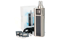 KIT - Joyetech CUBOID Mini 80W TC Box Mod Full Kit ( Silver ) image 1