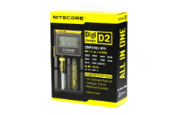 CHARGER - Nitecore D2 External Battery Charger image 1