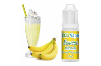 D.I.Y. - 10ml BANANA MILKSHAKE eLiquid Flavor by Eco Vape image 1