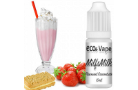 D.I.Y. - 10ml MILFS MILK eLiquid Flavor by Eco Vape image 1