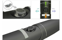 KIT - Janty MiD VV/VW APV Kit 3V - 8V / 25W (Variable Voltage, Variable Wattage) image 3