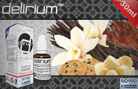 30ml JULIET'S PROMISE 9mg eLiquid (With Nicotine, Medium) - eLiquid by delirium image 1