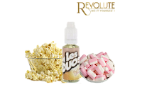 D.I.Y. - 20ml Les Duos Revolute POPCORN & MARSHMALLOW eLiquid Flavor by Nicoflash image 1