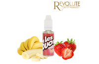 D.I.Y. - 20ml Les Duos Revolute STRAWBERRY & BANANA eLiquid Flavor by Nicoflash image 1