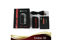 KIT - DOVPO Ember 50W TC Mod ( Black ) image 2