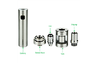 KIT - Joyetech eGo ONE V2 1500mAh Full Kit ( Silver ) image 4