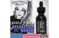 30ml HEAD BANGIN' BOOGIE 3mg 70% VG eLiquid (With Nicotine, Very Low) - eLiquid by Charlie's Chalk Dust image 1