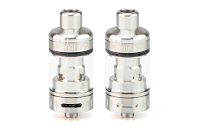 ATOMIZER - VAPORESSO Target Pro cCell Ceramic Coil Atomizer ( Silver ) image 2
