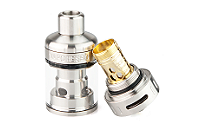 ATOMIZER - VAPORESSO Target Pro cCell Ceramic Coil Atomizer ( Silver ) image 3