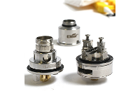 ATOMIZER - Eleaf Lemo 3 Rebuildable & Changeable Head Atomizer ( Stainless ) image 5