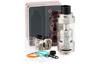 ATOMIZER - GEEK VAPE Eagle 25 RTA with Hand-Built Coils ( Stainless ) image 1