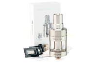 ATOMIZER - JOYETECH CUBIS PRO Cupped TC Clearomizer ( Stainless ) image 1