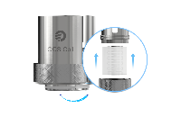 ATOMIZER - JOYETECH CUBIS PRO Cupped TC Clearomizer ( Stainless ) image 7