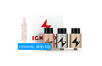 ATOMIZER - CONGREVAPE Ignition Two Post RDA ( Stainless ) image 1