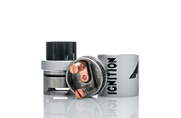 ATOMIZER - CONGREVAPE Ignition Two Post RDA ( Stainless ) image 6