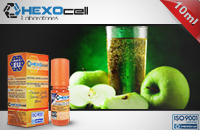 D.I.Y. - 10ml APPLE SPARKLE eLiquid Flavor by HEXOcell image 1