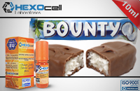 D.I.Y. - 10ml CHOCO BOUNTY eLiquid Flavor by HEXOcell image 1