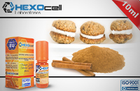 D.I.Y. - 10ml CINNAMON COOKIES eLiquid Flavor by HEXOcell image 1