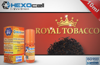 D.I.Y. - 10ml ROYAL TOBACCO eLiquid Flavor by HEXOcell image 1