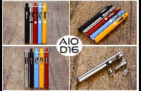 KIT - Joyetech eGo AIO D16 Full Kit ( Stainless ) image 3