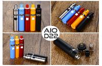 KIT - Joyetech eGo AIO D22 Full Kit ( Blue ) image 3